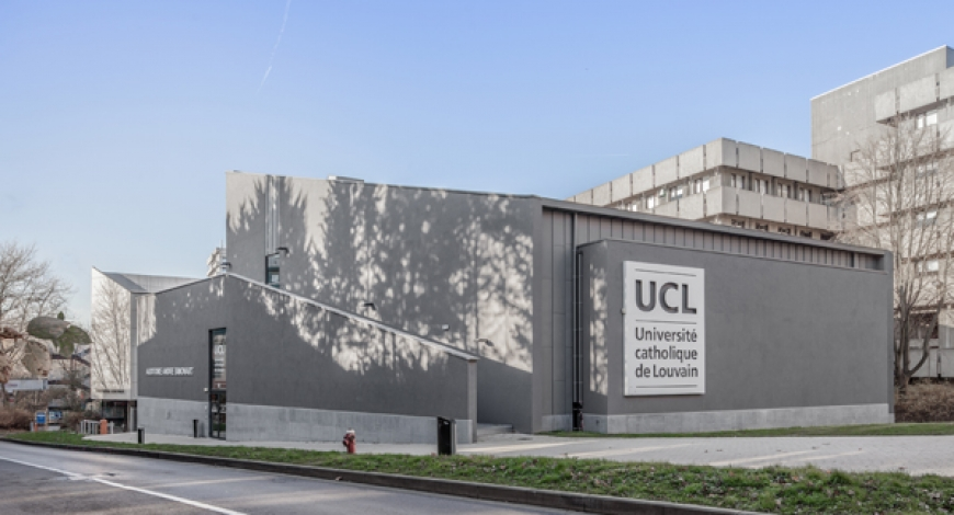 UCL - Auditoires André Simonart (900 places)